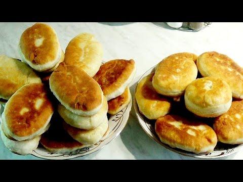 Пирожки с картошкой / Как приготовить пирожки с картошкой