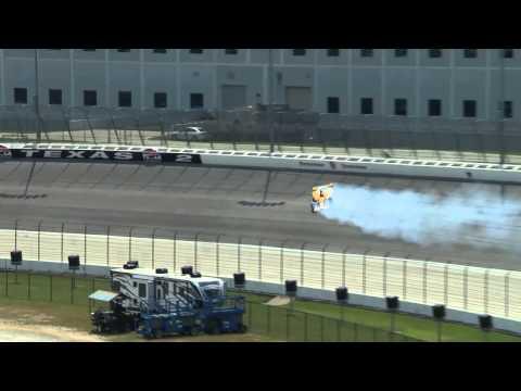FIRESTONE 600 - TEXAS MOTOR SPEEDWAY - DAY 1 HIGHLIGHTS