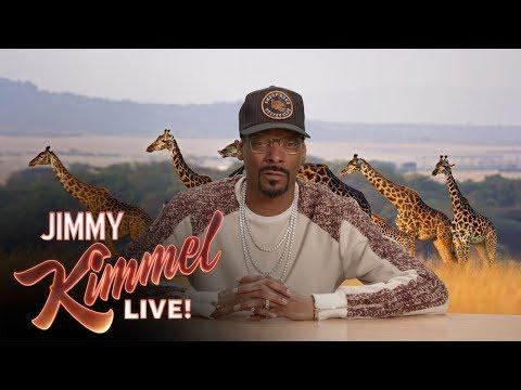 Plizzanet Earth with Snoop Dogg ? Iguana vs. Snakes