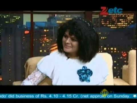 Palak Muchhal (Singer) With Komal Nahta