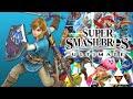 Main Theme (Zelda: Breath of the Wild) [New Remix] - Super Smash Bros. Ultimate Soundtrack
