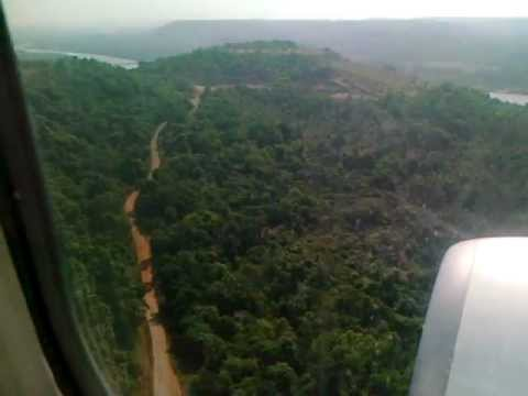 Jet Airways Landing in Mangalore Airport