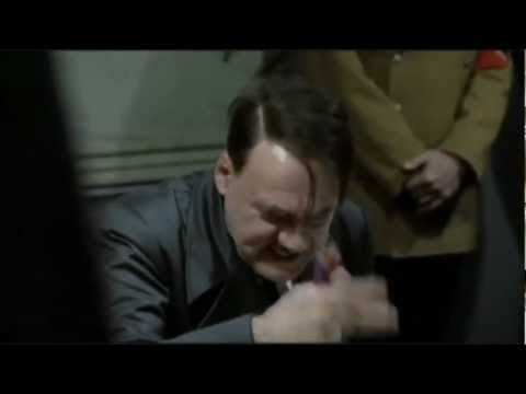 Hitler se entera que Guns N' Roses no se rene en el HOF 2012 Music Videos