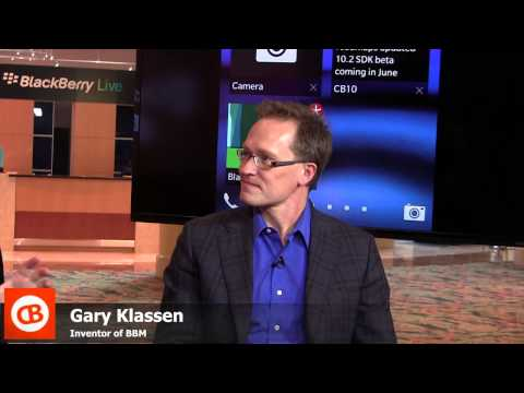 Interview with Gary Klassen, the inventor of BBM