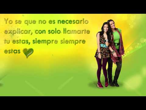 Letra de MAPS - Grachi 2 - Grachi y Mecha.mp4