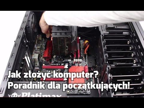 Jak Złożyć Komputer? Poradnik Dla Początkujących.
