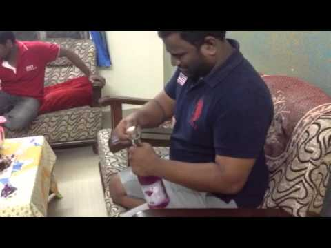 Bannu bday 2014 video
