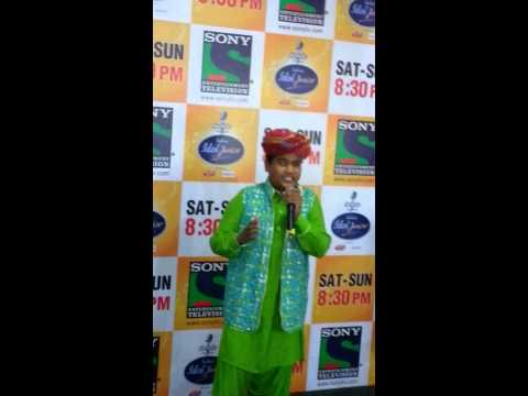 Indian Idol Junior Season 2  MOTI KHAN in Aurangabad