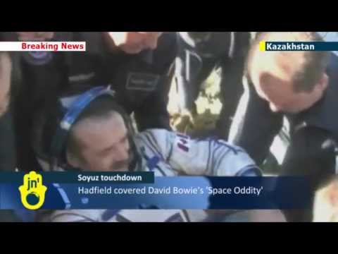 Soyuz touchdown: International Space Station astronauts return safely from space station