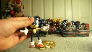Sonic Figure Collection Update 2