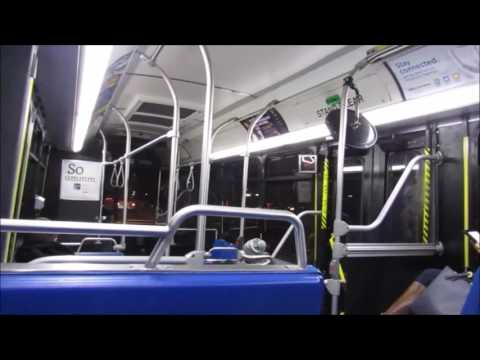 [MBTA BUS HD] On Board #6: Route 501 [FULL] // Neoplan AN440LF #0468