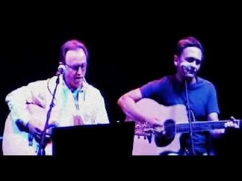 David Brown and Randy Johnston