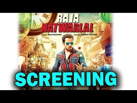 Raja Natwarlal Movie   Emraan Hashmi and Humaima Malik at the...