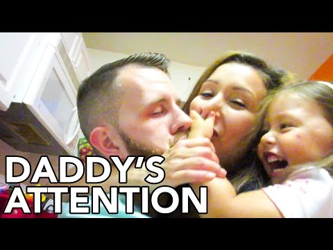 Daddy's Attention! (5.8.15 - DAY 508) daily vlog