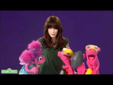 Sesame Street: Michelle Monaghan: Fascinating
