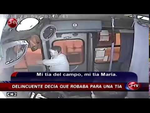 Delincuente quiso robar un celular pero se llevó una brutal golpiza - CHV Noticias