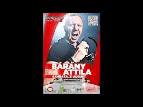 BARANY ATTILA live @ EnergyPlayClub Sepsiszentgyorgy 31.08.2013