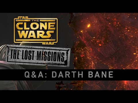Darth Bane - The Lost Missions Q&A   Star Wars: The Clone Wars