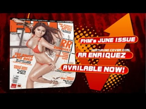 FHM June 2009 Issue