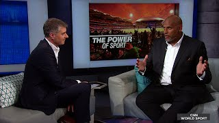 CNN: The Power of Sport