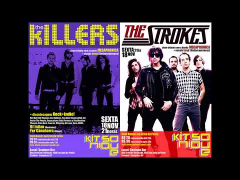 The Killers cover The Strokes - Is This It - (Live at Barclays Center) [Free Download]