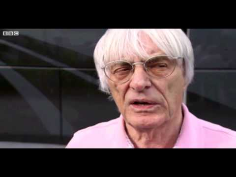 F1 2011- Bernie Ecclestone Interview About New Sky And BBC F1 Partnership