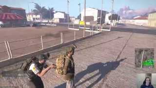 ArmA 3 Altis Life RPG - Busted for weed! Snitched on!