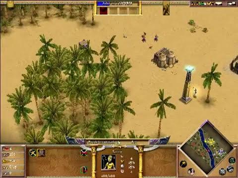 Age of Mytology   Gameplay español [Cap 1]