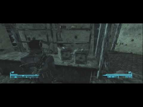 Fallout 3 - Rouge's Hideout