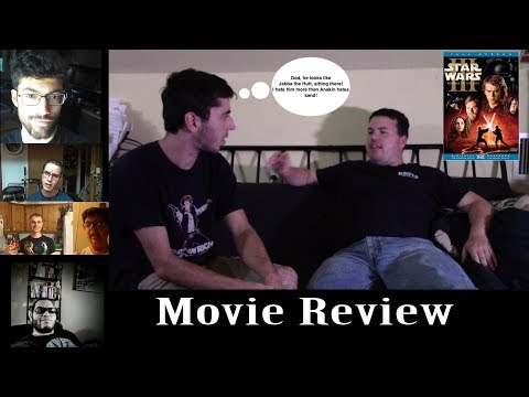 Star Wars: Episode III- Revenge Of The Sith (2005) Movie Review