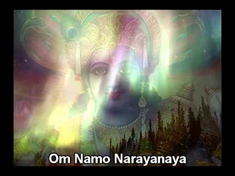 Om Namo Narayana Mantra 54 Repetitions   Youtube video