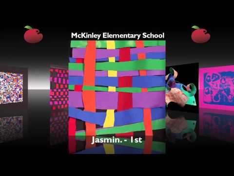 McKinley Elementary School - Red Apple Gallery