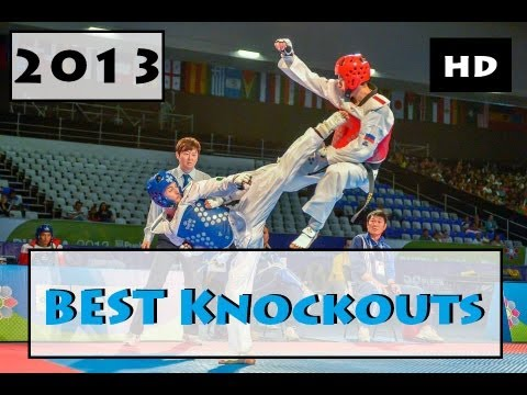 Taekwondo Knockouts video