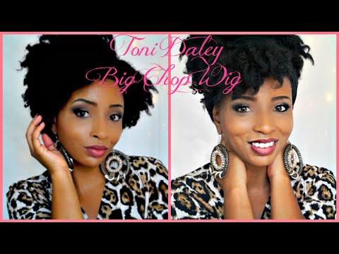 Toni Daley | Big Chop Wig | Review ♡ + Styling