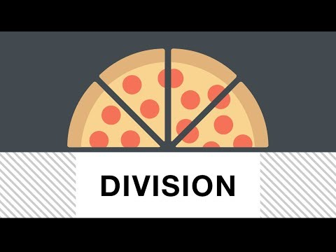 Math Basics: Division