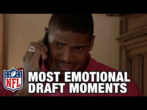 Most Emotional Nfl Draft Moments Nfl