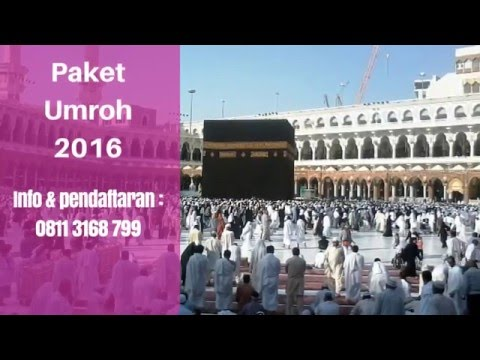Video umroh plus dubai arminareka