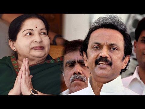 Jayalalithaa to take oath today, DMK's MK Stalin to mark presence | Oneindia News