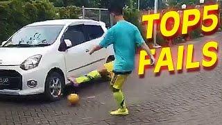 TOP 5 SOCCER FOOTBALL FAILS I WEEK #116 2016