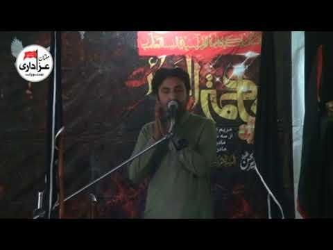 Zakir Zain Raza Jhandeer | Majlis 20 Feb 2018 | Imambargah Hussainia Danwran Lodhran