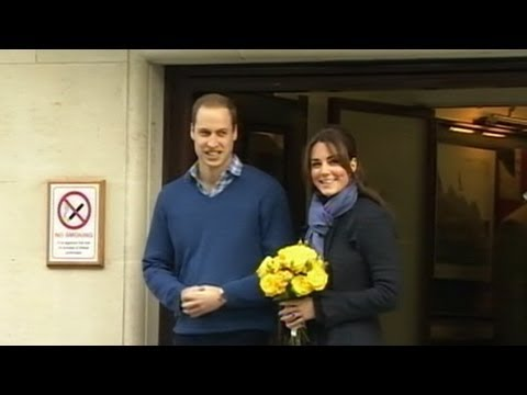 Kate Middleton Pregnant: Duchess of Cambridge Leaves Hospital for Extreme Morning Sickness