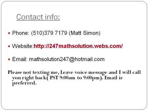 math 117 week 4 dq 1