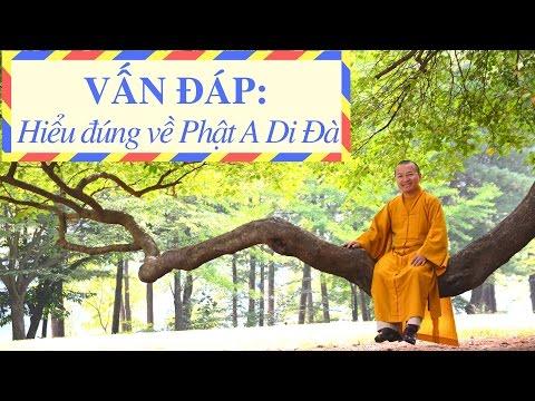 Vấn đáp: Hiểu đúng về Phật A Di Đà