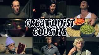 Creationist Cousins - Baba Brinkman - Rap Guide to Evolution Music Videos