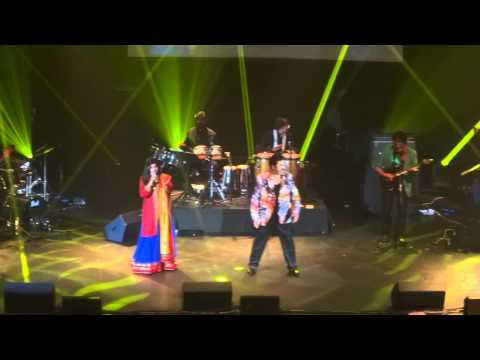 Kumar Sanu & Alka Yagnik Live In London 2014 - Part 23 Of 23 - Ladki Badi Anjani Hai - Kkhh video