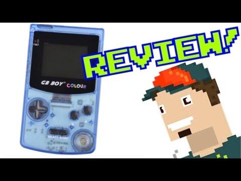 GB BOY COLOUR REVIEW || CLON GAME BOY COLOR