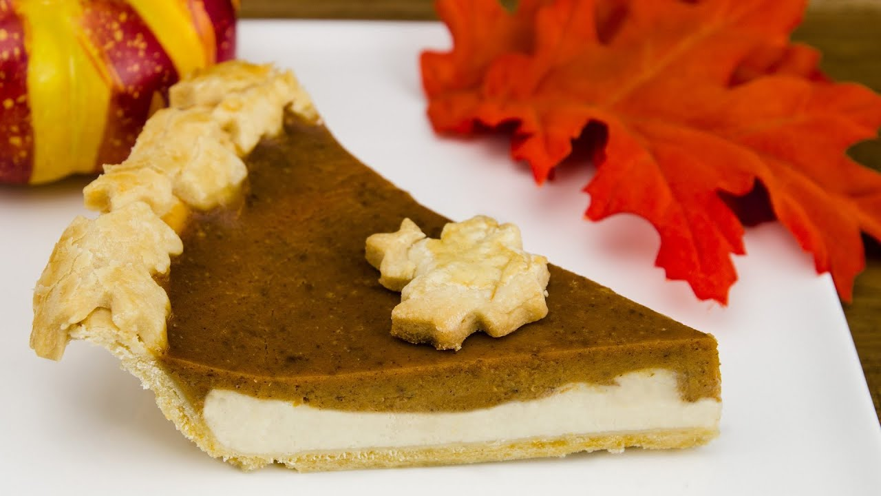Pumpkin Pie Cheesecake: Pumpkin Pie Cheesecake Recipe from ...
