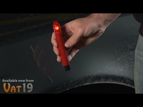 Flameless Flare: Reusable Roadside Emergency Flare