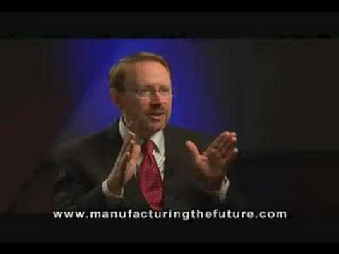 Daniel Burrus , Futurist - Manufacturing the Future