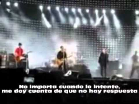 Green Day & U2 - The Saints Are Coming (Sub. Español)